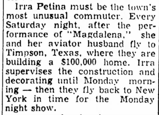 Times Herald Olean, New York November 1, 1948