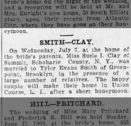July 11, 1909 edition of The Brooklyn Daily Eagle