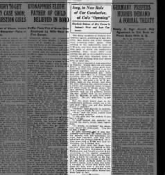 MOHRMANN Dietrich + son Richard-jailed for selling liquor-BrooklyDailyEagle-11 July 1921