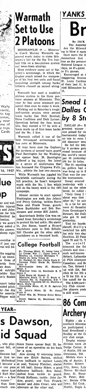 16 Sept 1957