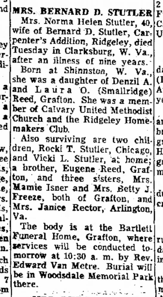 January 9, 1969 Cumberland Evening Times, Cumberland, Maryland