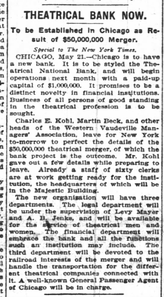 Charles E Kohl I
