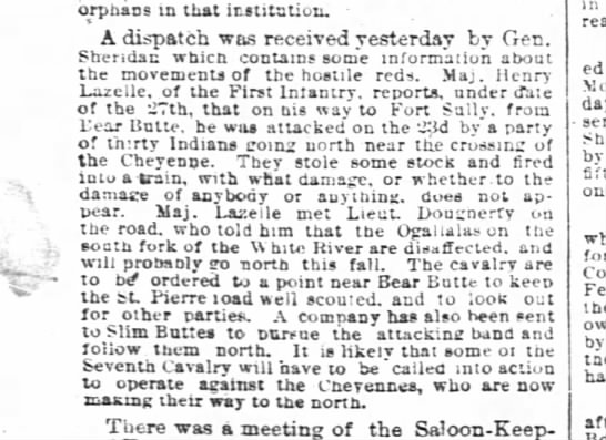 Chicago Daily Tribune, 28 Sept. 1878, pg. 8