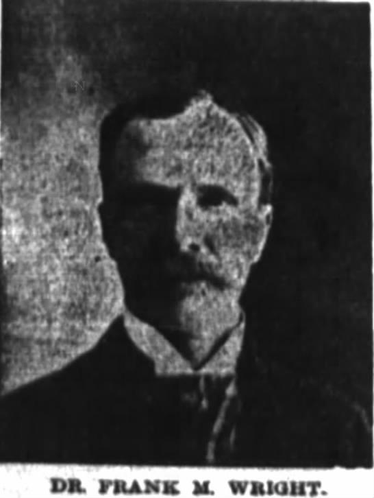 Dr. Frank M. Wright