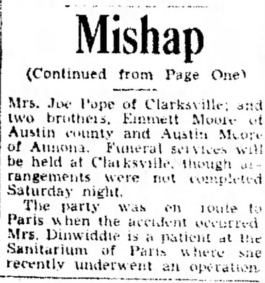 Paris News - 22 Mar 1936 - Pg. 13