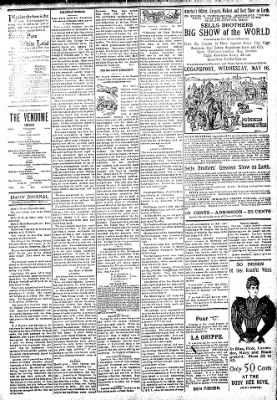 Logansport Pharos-Tribune from Logansport, Indiana on May 13, 1894 · Page 11