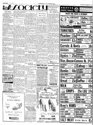 The Courier News from Blytheville, Arkansas on February 15, 1940 · Page 4
