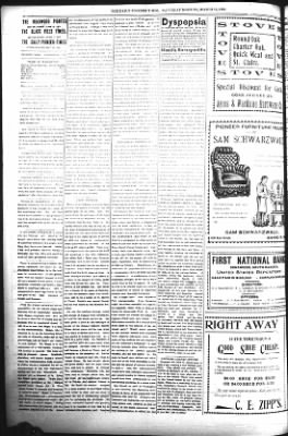 The Daily Deadwood Pioneer-Times from Deadwood, South Dakota on March 18, 1899 · Page 2