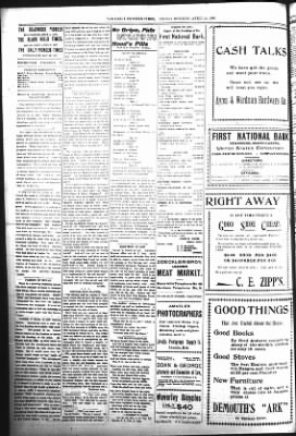 The Daily Deadwood Pioneer-Times from Deadwood, South Dakota on April 14, 1899 · Page 2