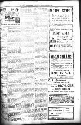 The Daily Deadwood Pioneer-Times from Deadwood, South Dakota on July 19, 1899 · Page 5