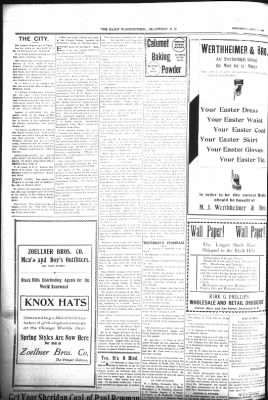 The Lead Daily Pioneer-Times from Lead, South Dakota on April 11, 1900 · Page 8