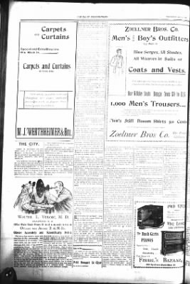 The Lead Daily Pioneer-Times from Lead, South Dakota on May 23, 1900 · Page 8