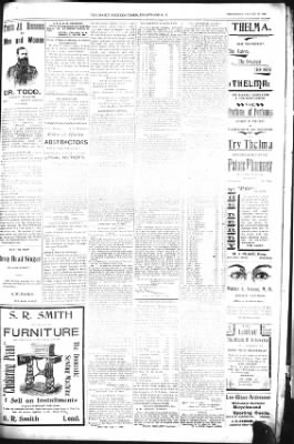 The Lead Daily Pioneer-Times from Lead, South Dakota on August 29, 1900 · Page 7