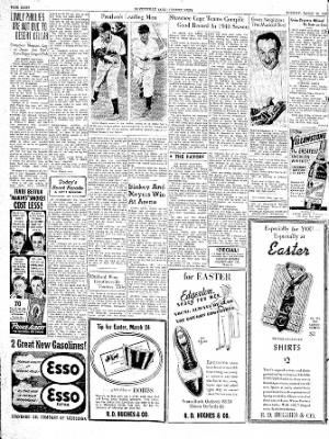 The Courier News from Blytheville, Arkansas on March 19, 1940 · Page 8