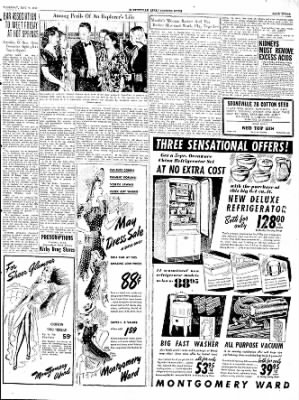 The Courier News from Blytheville, Arkansas on May 2, 1940 · Page 3