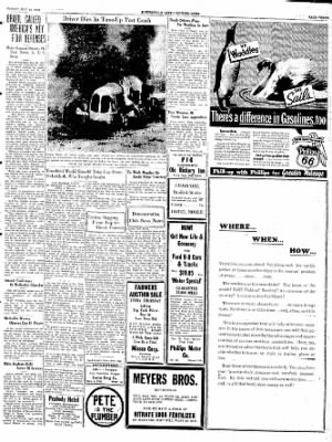 The Courier News from Blytheville, Arkansas on May 10, 1940 · Page 3