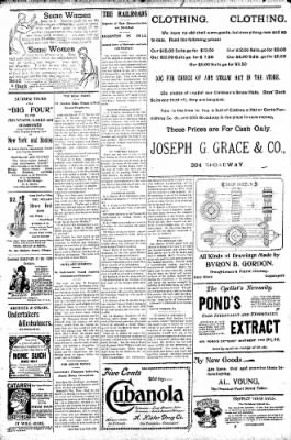 Logansport Pharos-Tribune from Logansport, Indiana on September 15, 1896 · Page 3