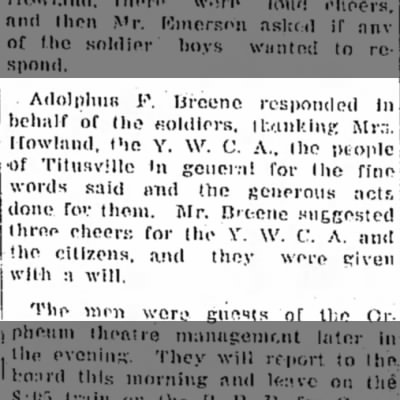 The Titusville Herald (Titusville, Pennsylvania)