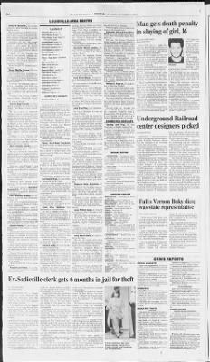 The Courier-Journal from Louisville, Kentucky on September 5, 1998 · Page 15