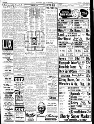 The Courier News from Blytheville, Arkansas on April 23, 1942 · Page 2