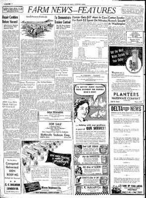 The Courier News from Blytheville, Arkansas on October 13, 1944 · Page 6