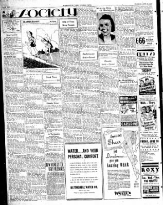 The Courier News from Blytheville, Arkansas on June 20, 1939 · Page 2