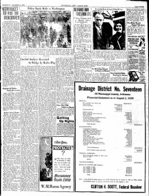 The Courier News from Blytheville, Arkansas on December 3, 1930 · Page 3