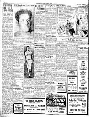The Courier News from Blytheville, Arkansas on March 12, 1938 · Page 5
