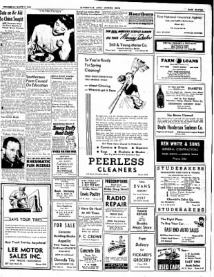 The Courier News from Blytheville, Arkansas on March 10, 1948 · Page 11
