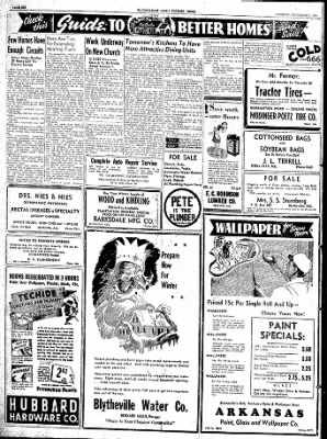 The Courier News from Blytheville, Arkansas on November 7, 1944 · Page 6