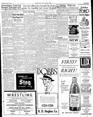 The Courier News from Blytheville, Arkansas on April 4, 1949 · Page 9