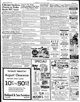 The Courier News from Blytheville, Arkansas on August 6, 1951 · Page 5