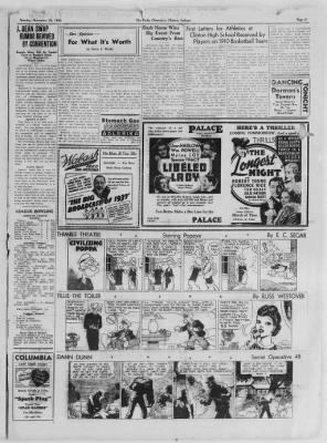 The Daily Clintonian from Clinton, Indiana on November 30, 1936 · Page 5