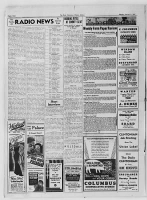 The Daily Clintonian from Clinton, Indiana on January 4, 1937 · Page 2