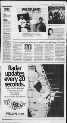 The Palm Beach Post from West Palm Beach, Florida on September 15, 1999 · Page 60