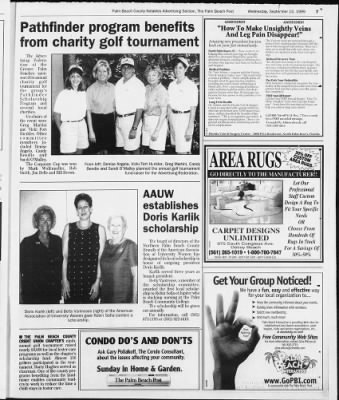 The Palm Beach Post from West Palm Beach, Florida on September 15, 1999 · Page 75