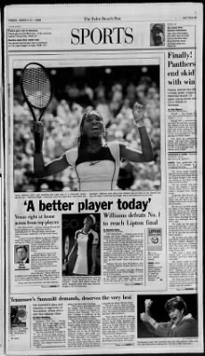 The Palm Beach Post from West Palm Beach, Florida on March 27, 1998 · Page 170