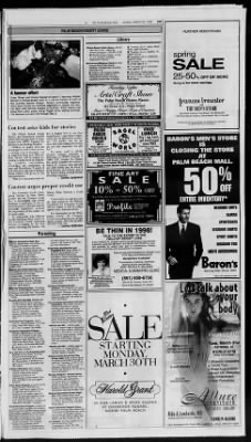 The Palm Beach Post from West Palm Beach, Florida on March 29, 1998 · Page 840