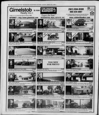 The Palm Beach Post from West Palm Beach, Florida on March 29, 1998 · Page 345