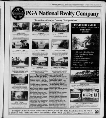 The Palm Beach Post from West Palm Beach, Florida on March 29, 1998 · Page 350