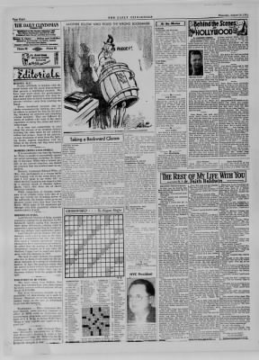 The Daily Clintonian from Clinton, Indiana on August 31, 1944 · Page 8