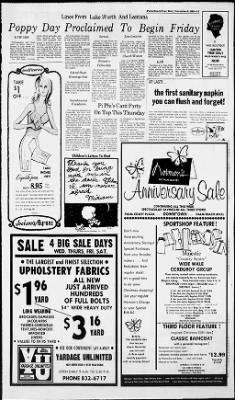 The Palm Beach Post from West Palm Beach, Florida on November 6, 1968 · Page 15