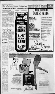 The Palm Beach Post from West Palm Beach, Florida on November 7, 1968 · Page 4
