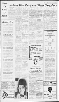 The Palm Beach Post from West Palm Beach, Florida on November 9, 1968 · Page 9