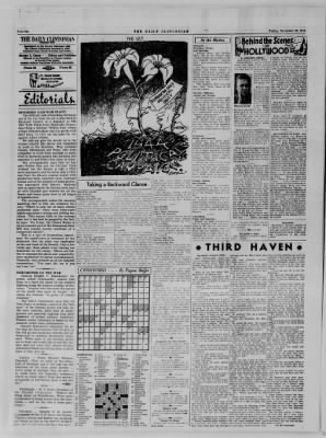 The Daily Clintonian from Clinton, Indiana on November 10, 1944 · Page 5