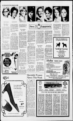 The Palm Beach Post from West Palm Beach, Florida on November 10, 1968 · Page 40
