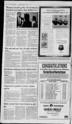 The Palm Beach Post from West Palm Beach, Florida on March 31, 1998 · Page 22
