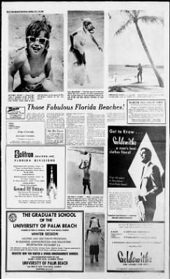 The Palm Beach Post from West Palm Beach, Florida on November 10, 1968 · Page 146