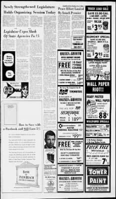 The Palm Beach Post from West Palm Beach, Florida on November 12, 1968 · Page 7