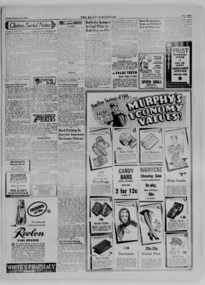 The Daily Clintonian from Clinton, Indiana on January 11, 1945 · Page 3